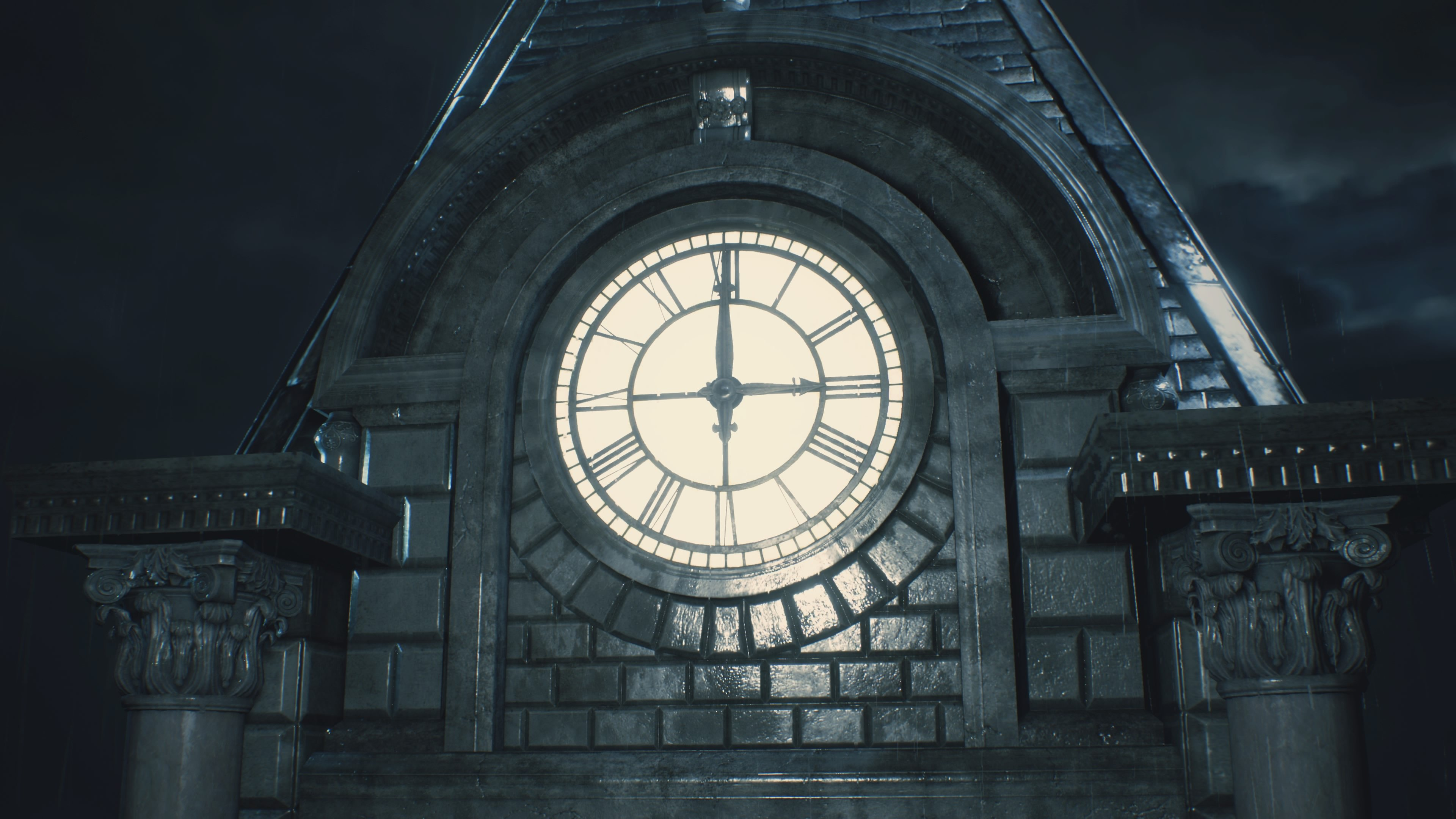 How to get to the Clock Tower in Resident Evil 2 | AllGamers