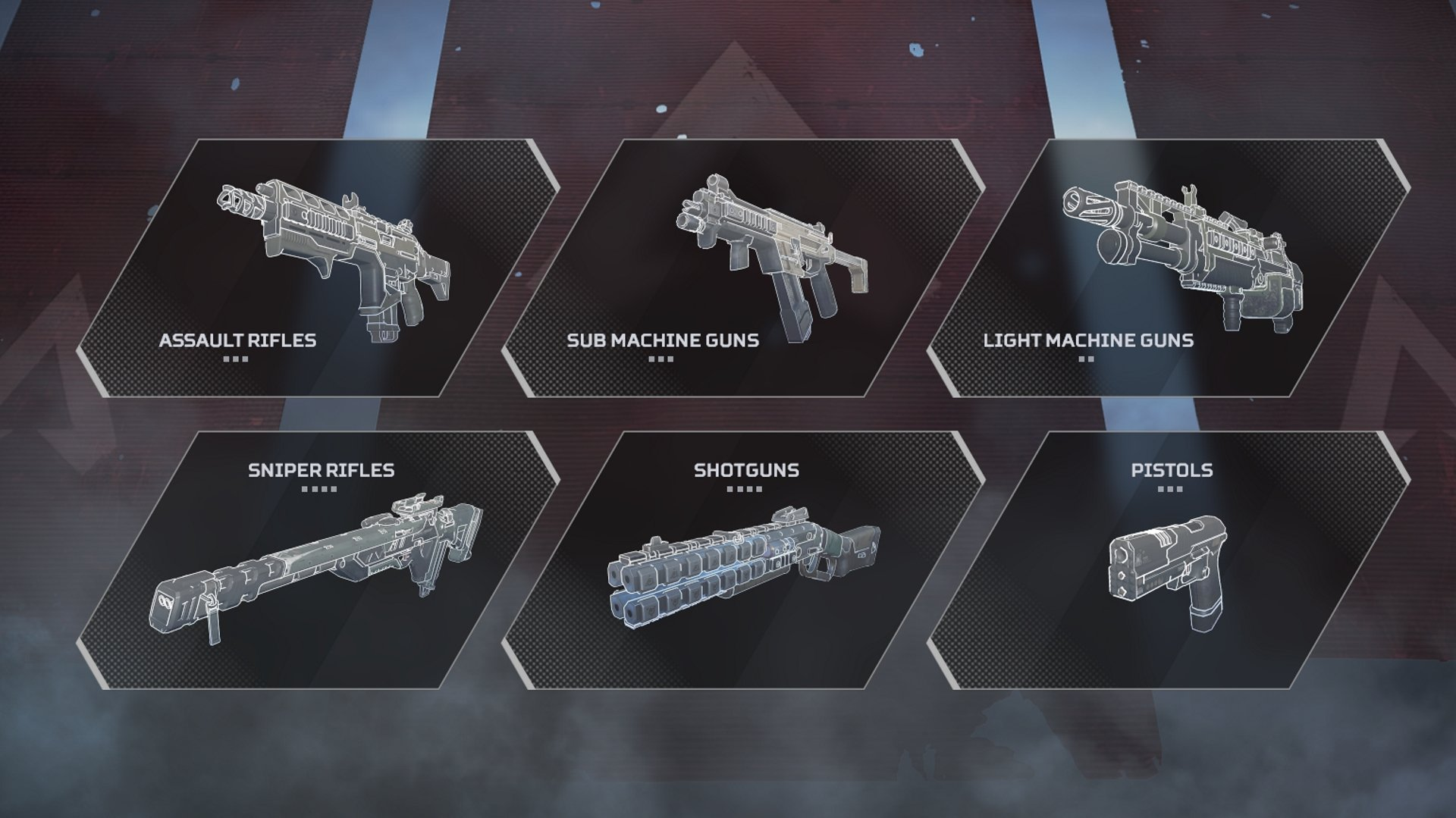 The best weapons in Apex Legends   AllGamers
