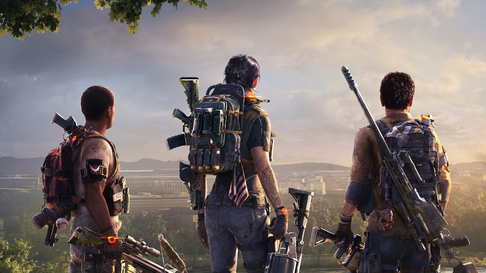 Can You Replay Missions in The Division 2?   AllGamers