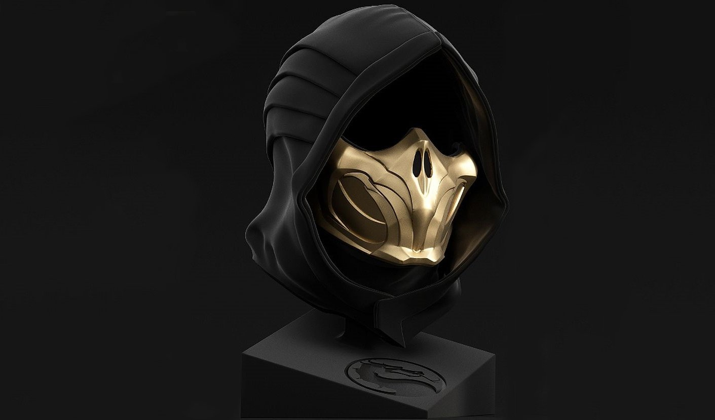 Mortal Kombat 11 Scorpion Mask Going For 700 On Ebay Allgamers