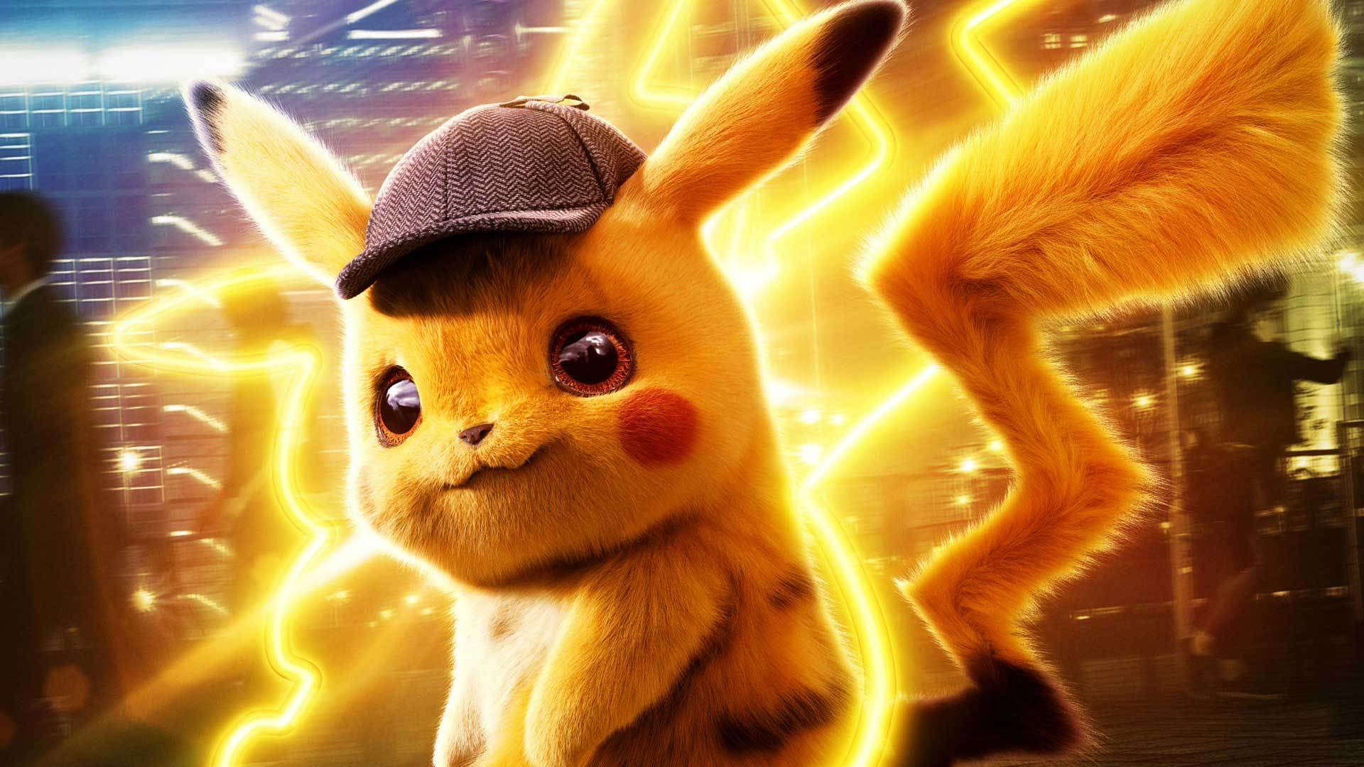 Detective Pikachu Writers Talk Pokemon Jobs And Creating A World You D Want To Pay A Visit Allgamers