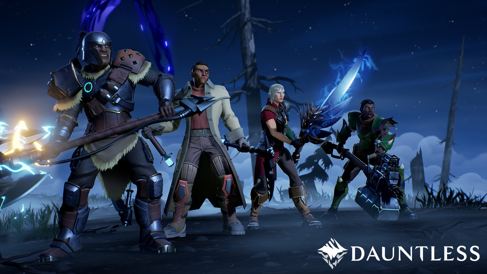 How to play with friends in Dauntless | AllGamers