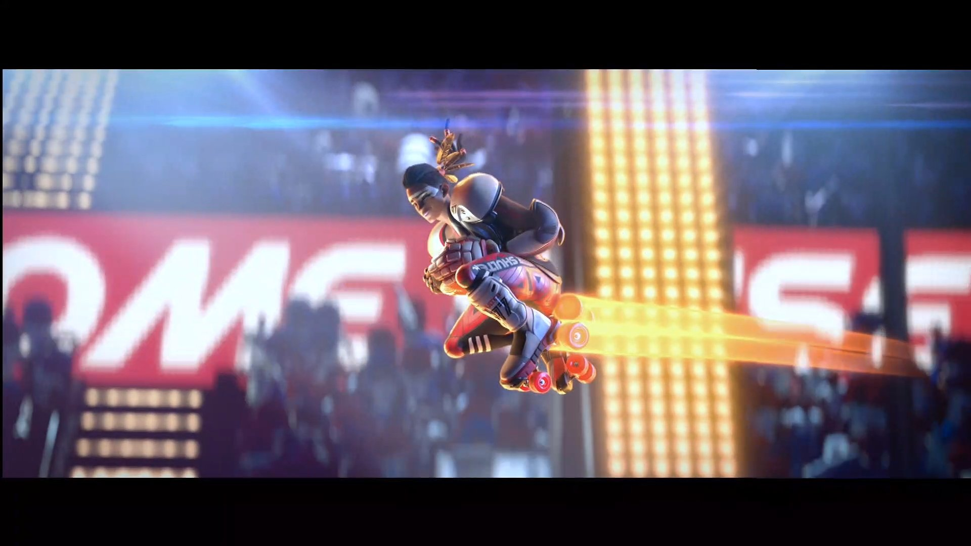 Ubisoft's roller derby game Roller Champions is playable