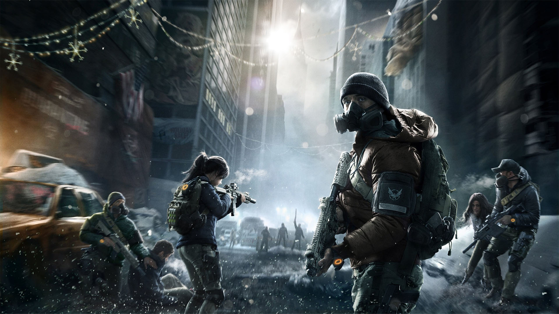 The Division movie will air on Netflix | AllGamers