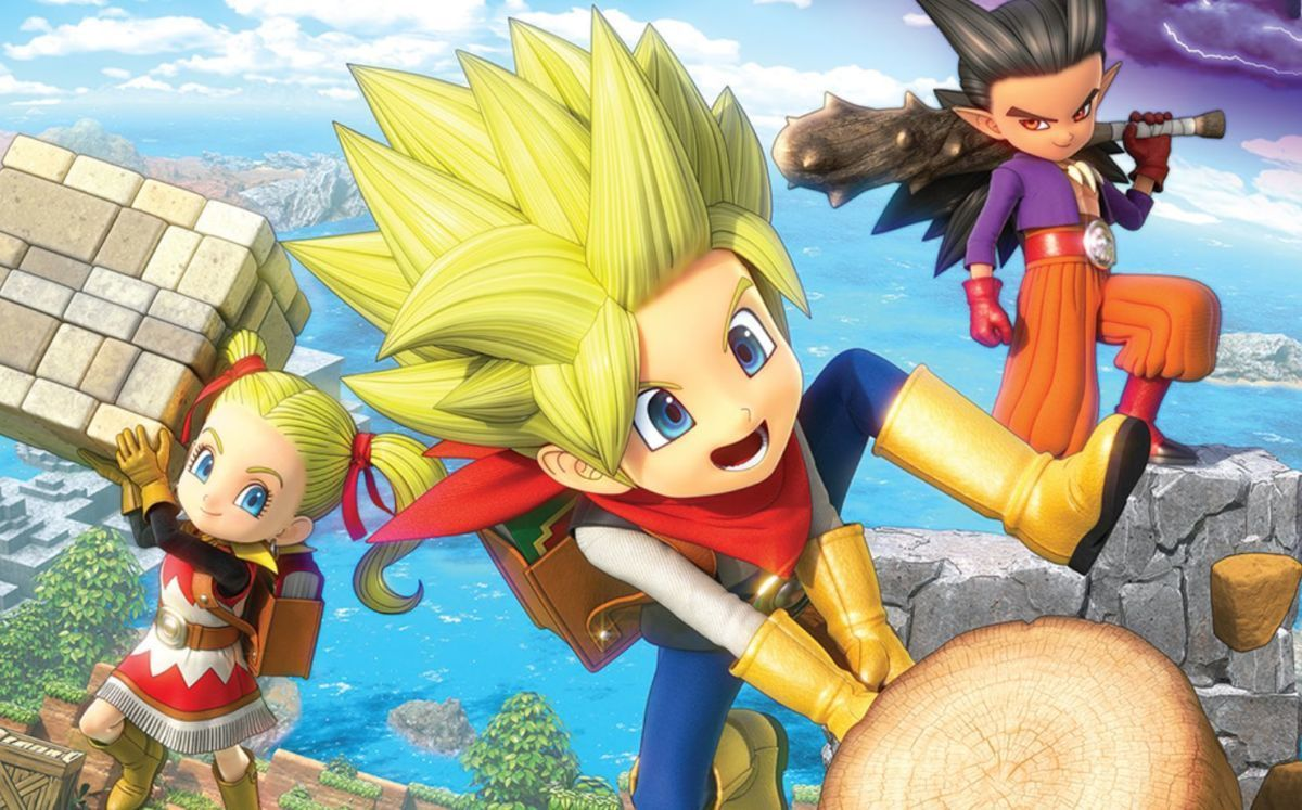 How to unlock Dragon Quest Builders 2 multiplayer   AllGamers