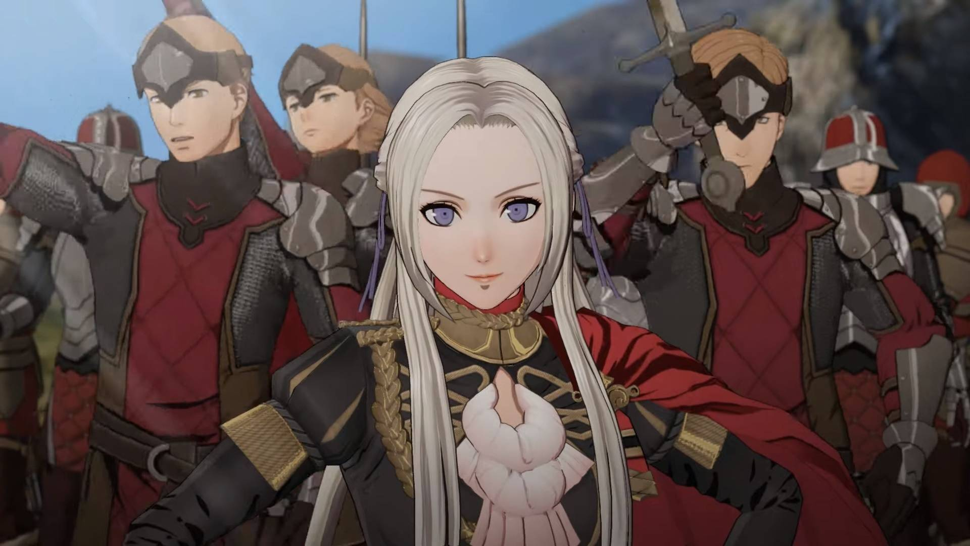 Kill Or Protect Edelgard In Fire Emblem Three Houses
