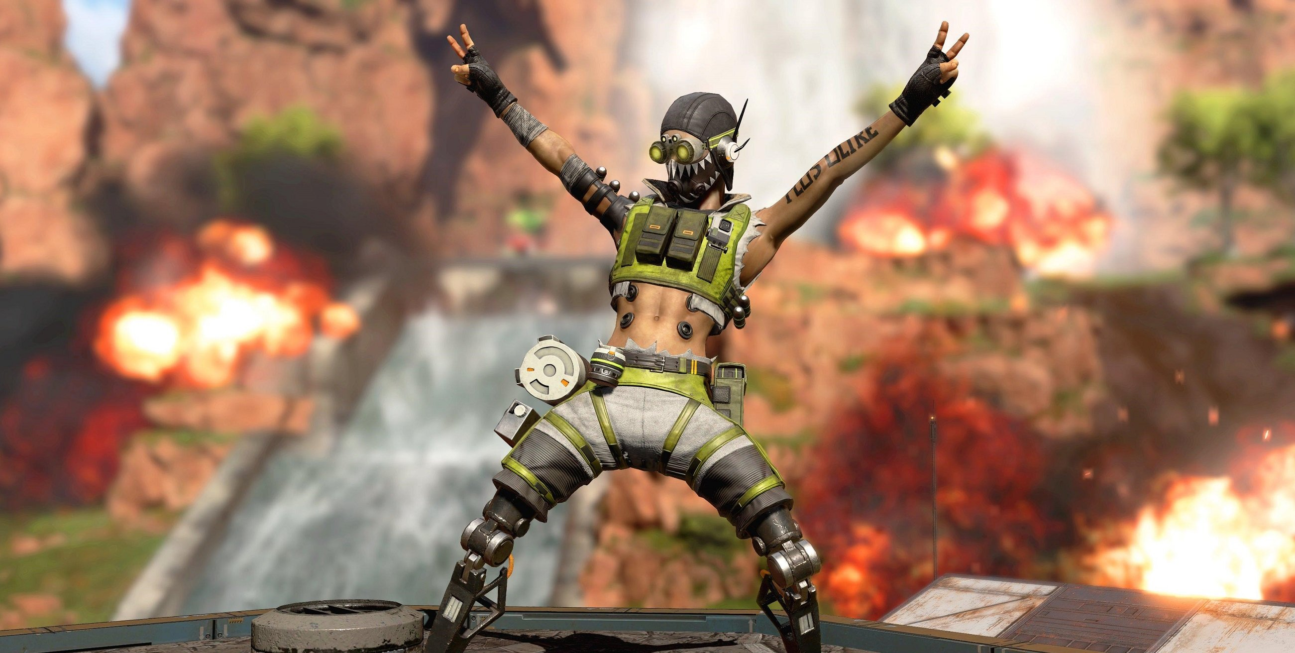 New Octane skin for Apex Legends available via Twitch Prime