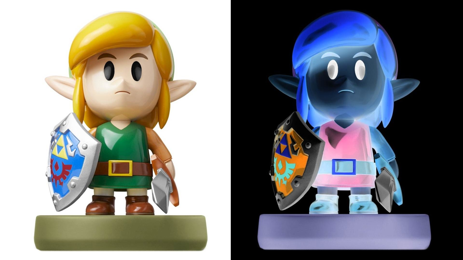Adorable Link S Awakening Amiibo Will Summon Shadow Link To