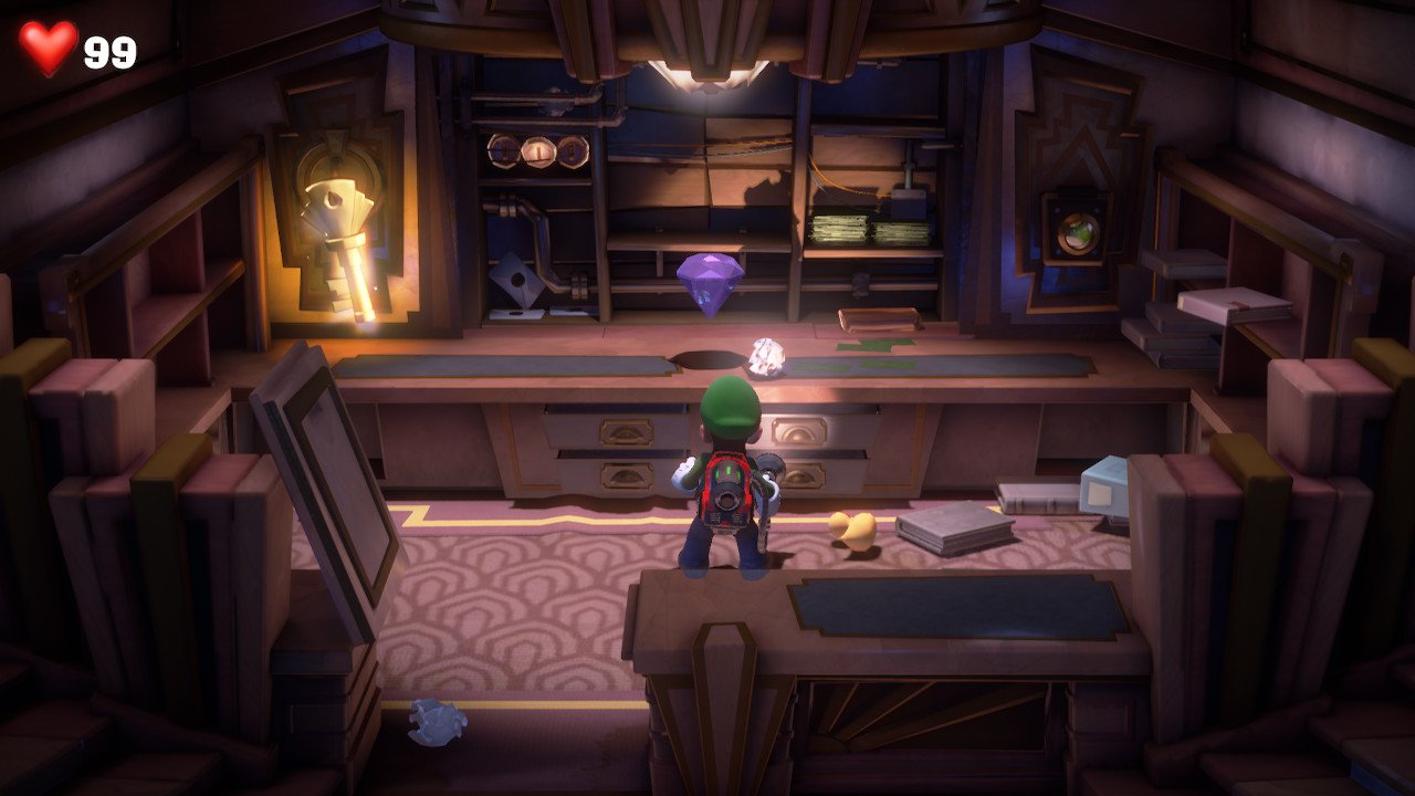 Luigi S Mansion 3 Gem Locations Guide Allgamers