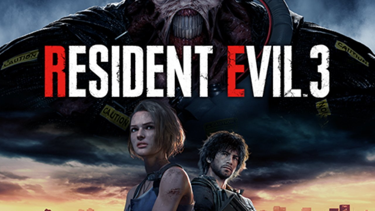 Get A First Look At Jill Valentine And Carlos Oliveira In The