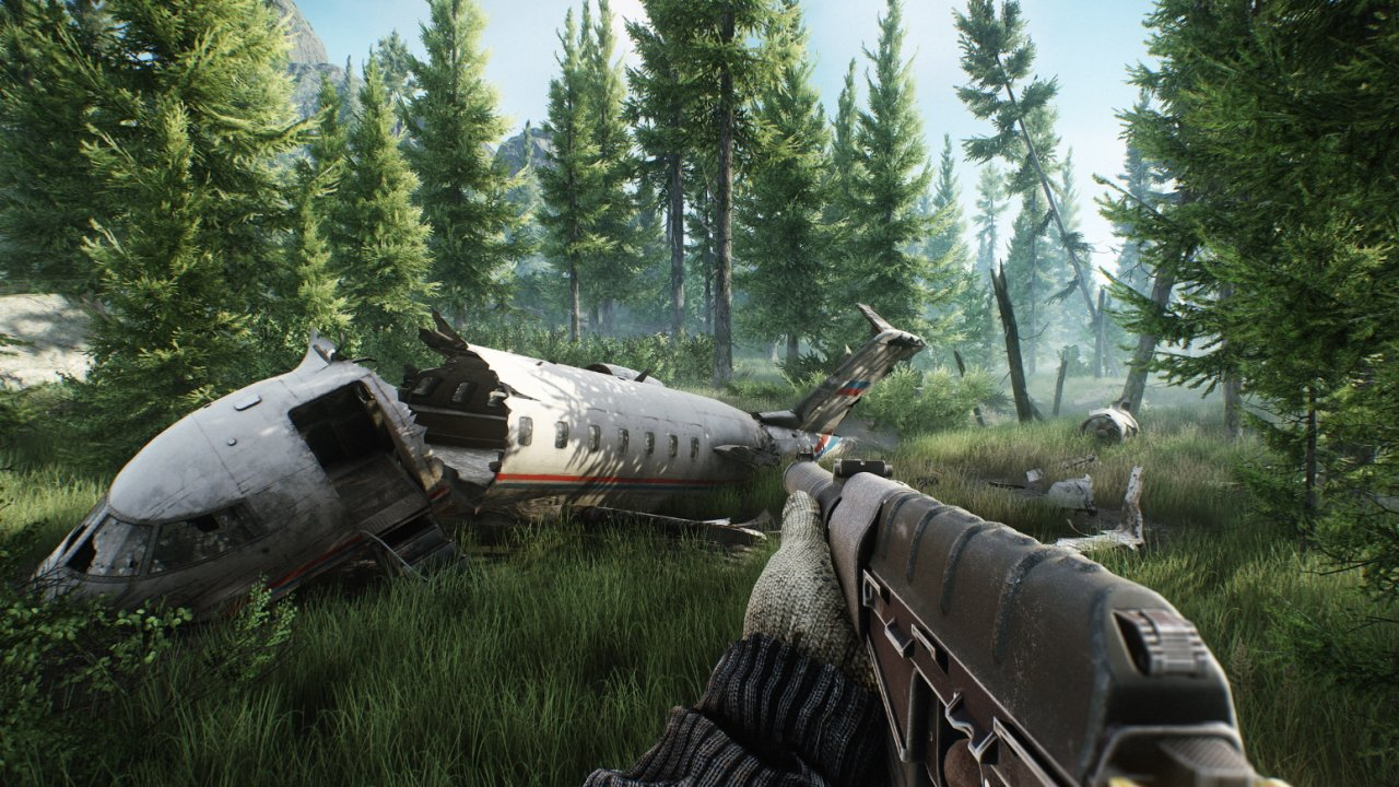 Escape From Tarkov Woods Map Extraction Points Allgamers