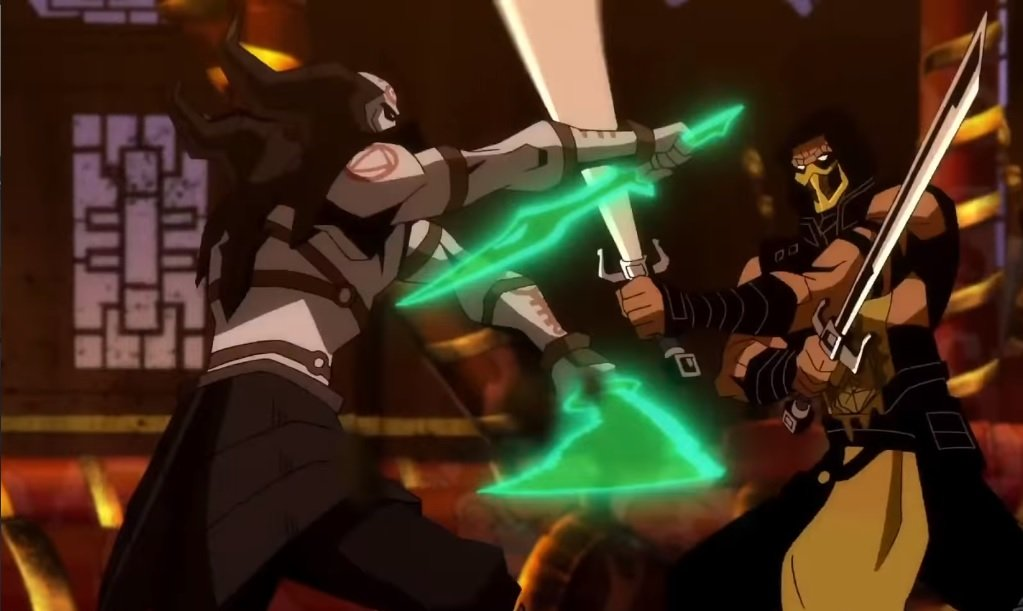 First Trailer For Mortal Kombat Animated Movie Looks Brilliantly