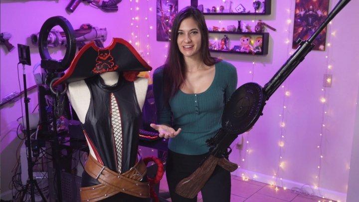 A look behind the scenes of Blade & Soul cosplay creators