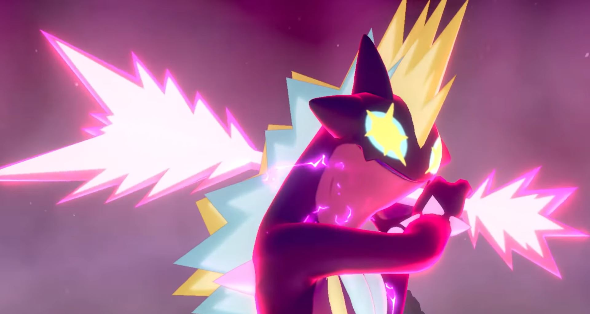 Pokemon Sword and Shield adding Gigantamax Toxtricity to Max Raids