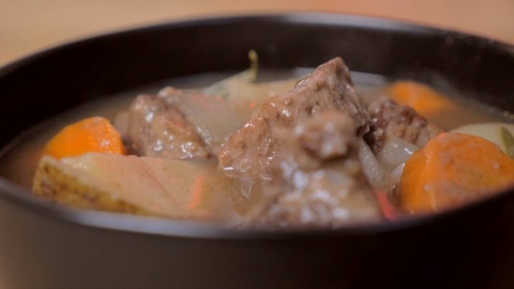 Boss Bytes: Mr Pearson's beef stew recipe from Red Dead Redemption 2