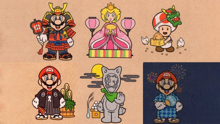 The history of Mario's greatest 'fits