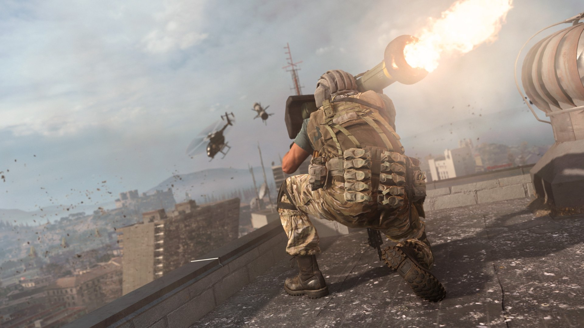 Call Of Duty Warzone Has Pulled In 6 Million Players In Just One