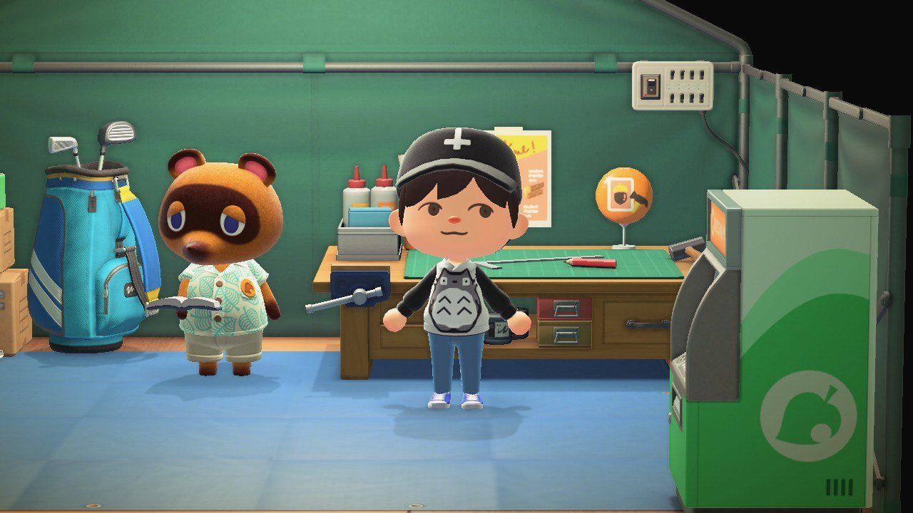 Customize Your Nookphone Case In Animal Crossing New Horizons