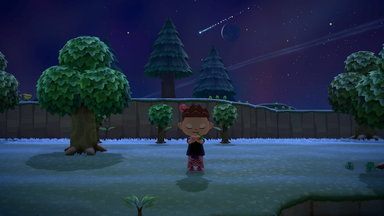Animal Crossing New Horizons Shooting Stars Guide Allgamers