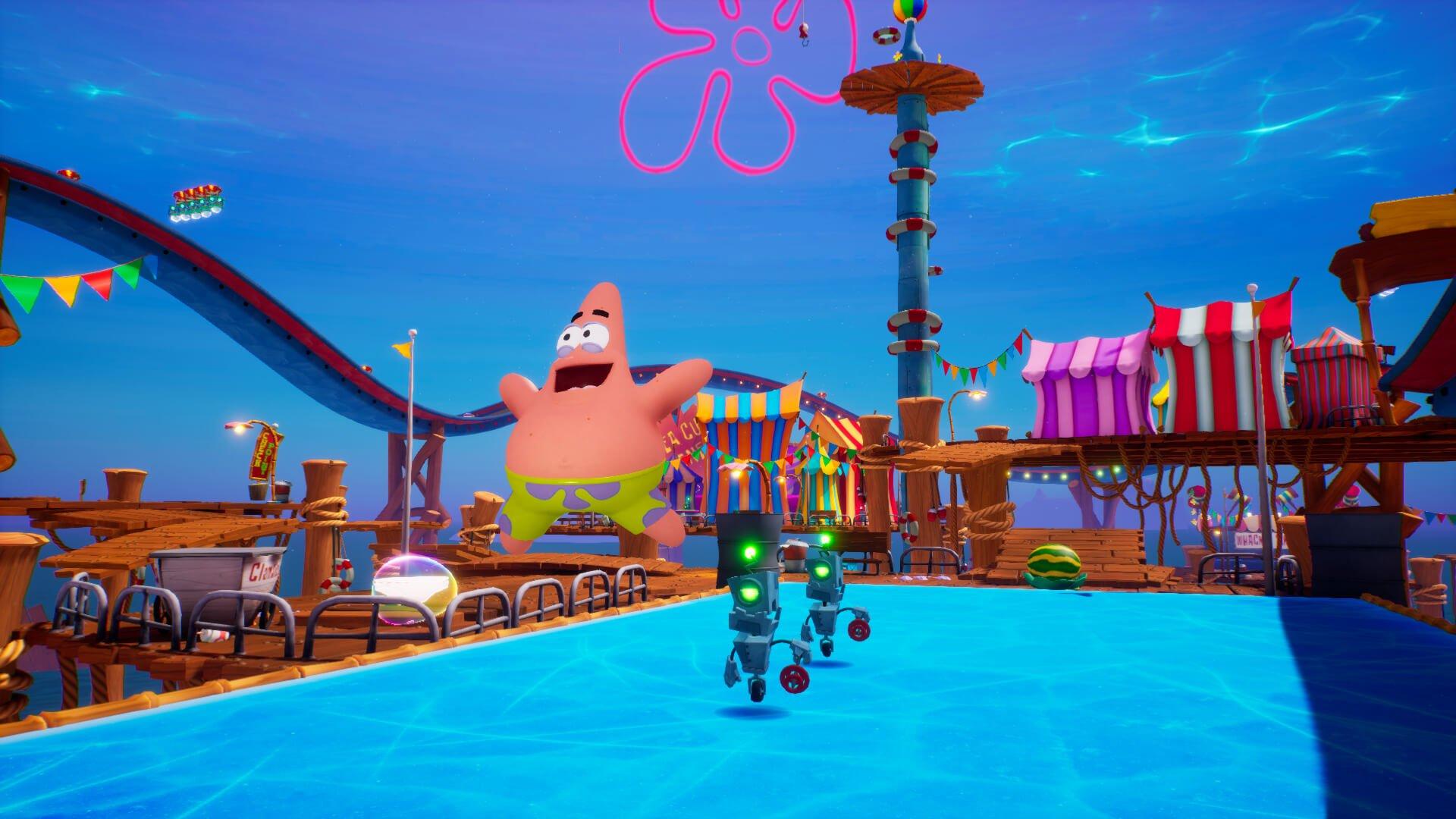 Spongebob Battle For Bikini Bottom Ps4 Game