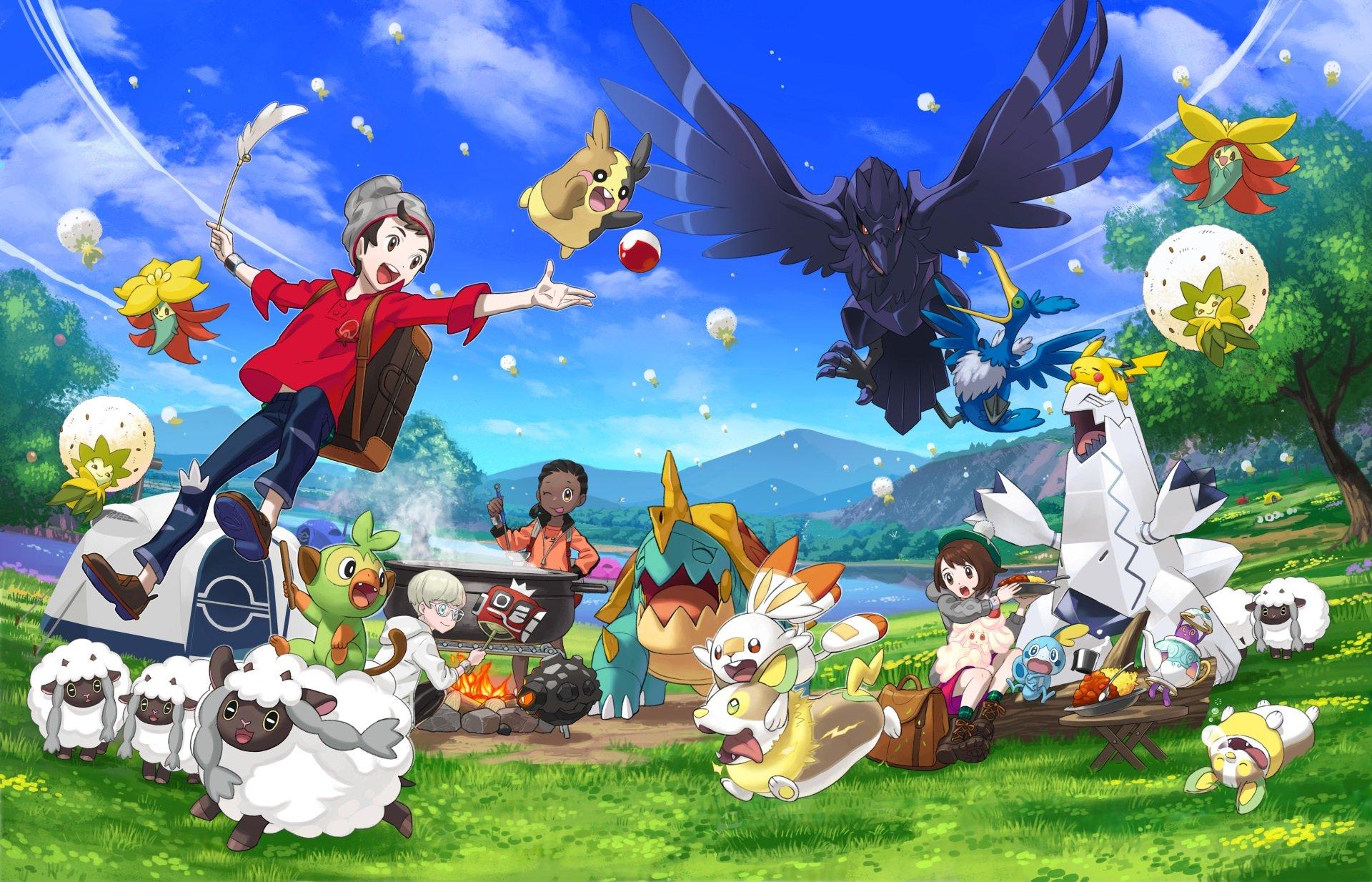 The Pokemon Company announce new livestream for June 17