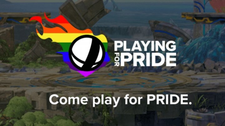 Smash Ultimate Playing for Pride charity tournament takes place this weekend