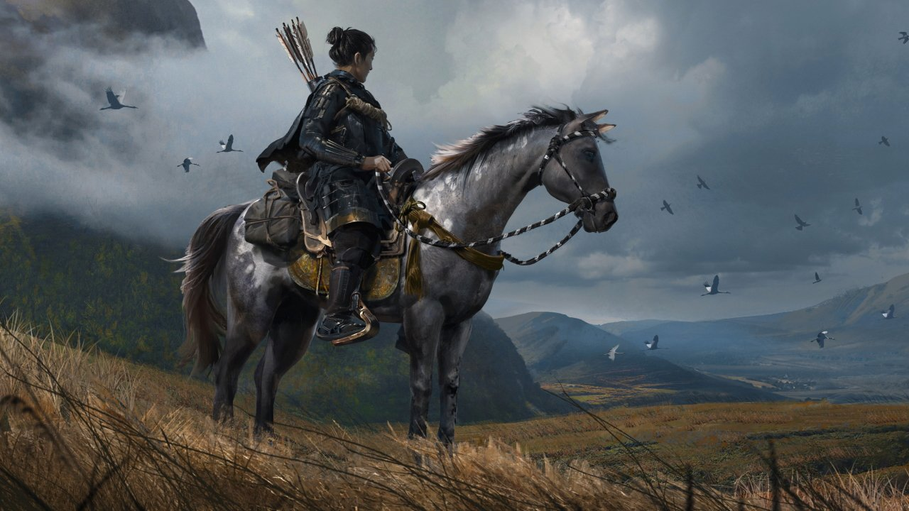 which horse to choose in ghost of tsushima header feature