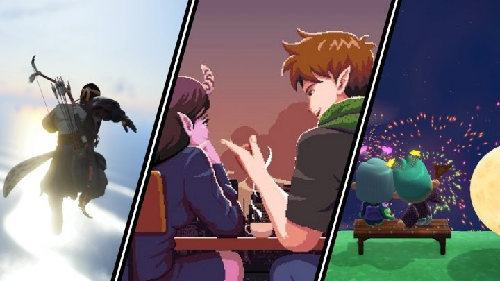 7 things we're thankful for in gaming this year