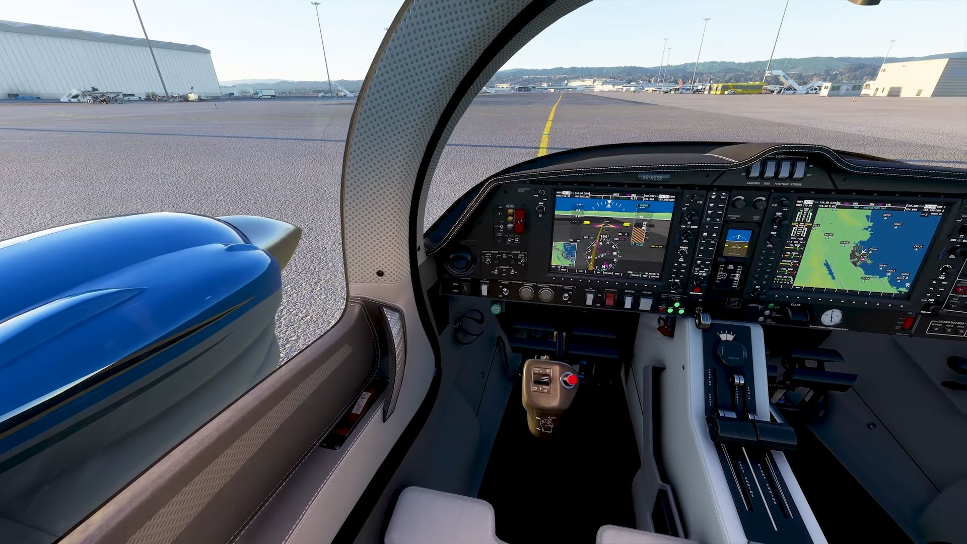 Microsoft Flight Simulator's next big update will focus on the UK