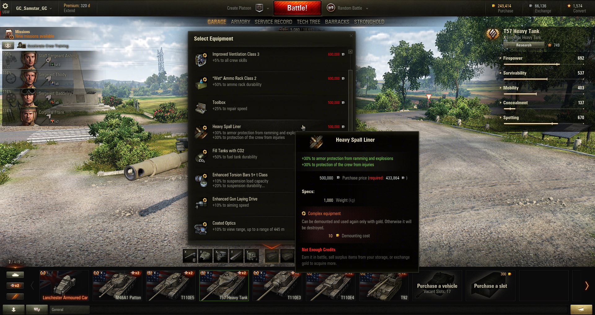 How to Use Equipment in World of Tanks | AllGamers