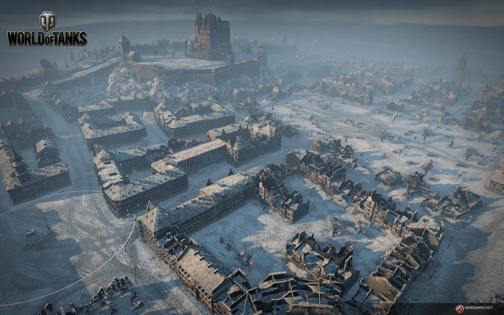 Tank Battlegrounds - Himmelsdorf Map Strategy | AllGamers