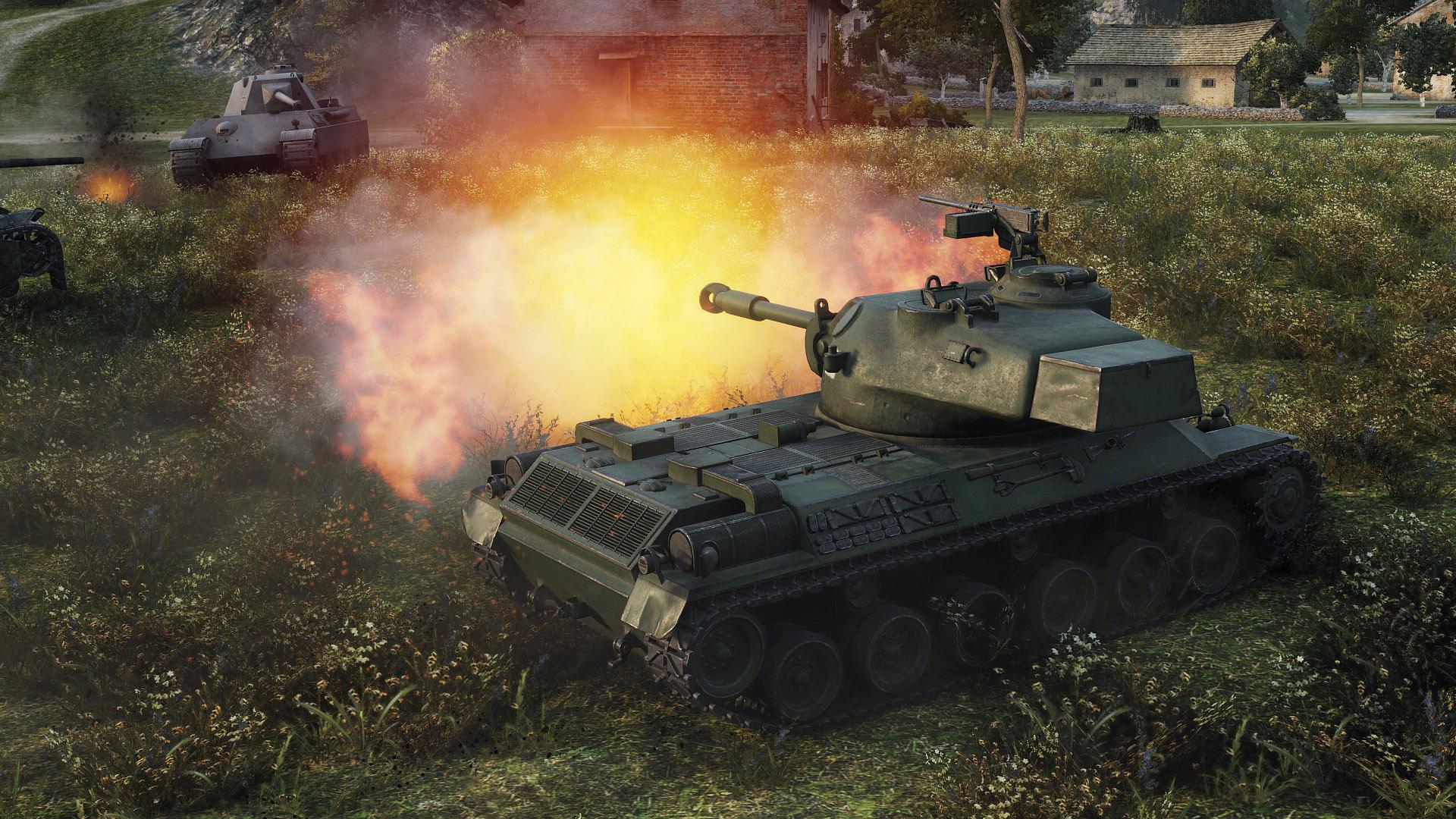 World of Tanks - Medium Tank Guide | AllGamers