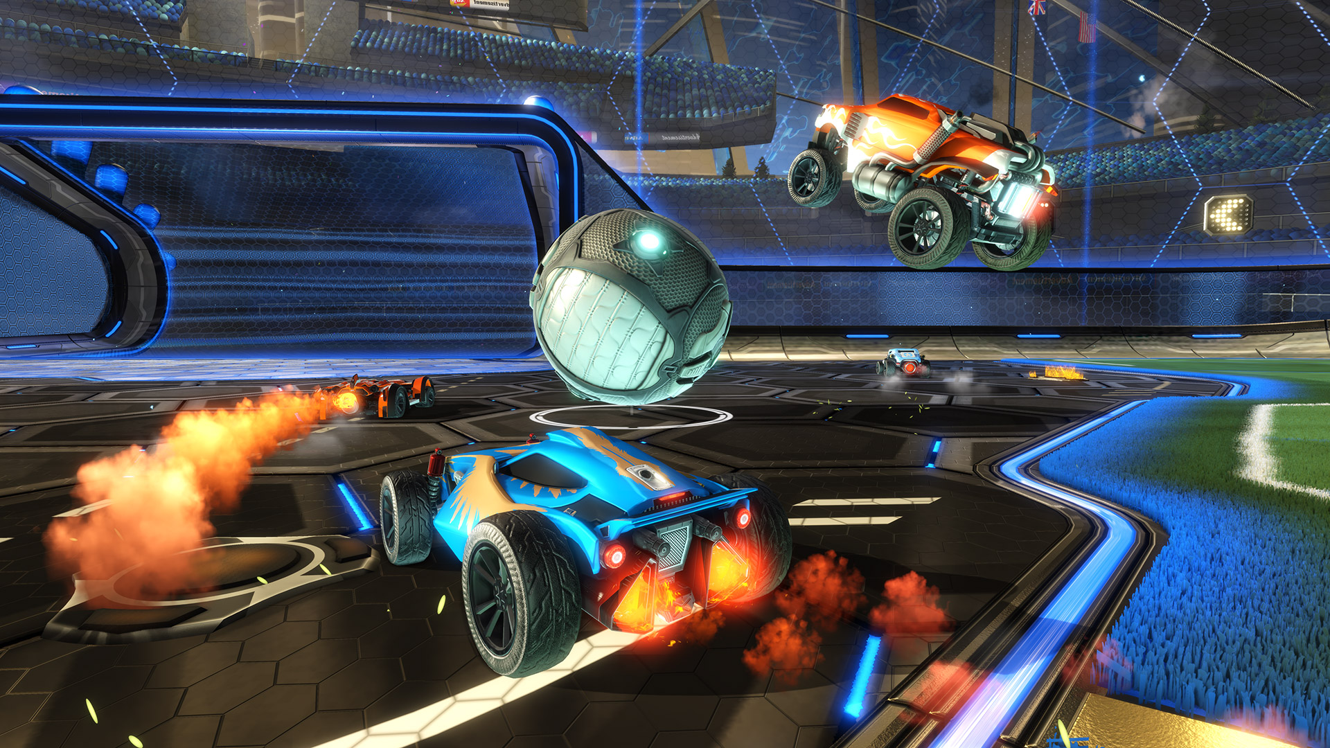 Rocket League tips and tricks for beginners