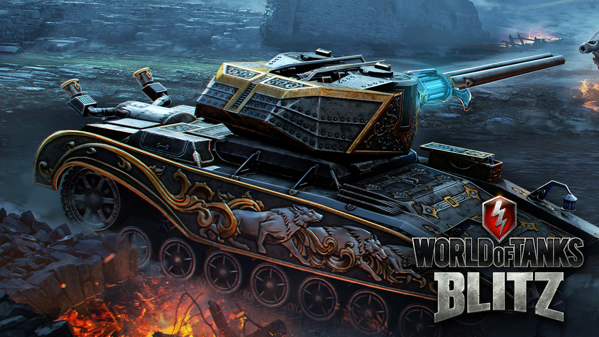 World of Tanks Halloween Event
