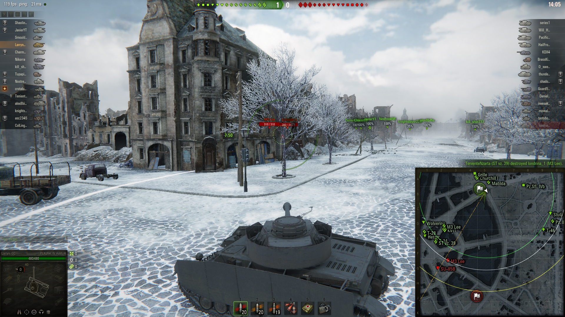 World of tanks minimap and circles explained allgamers press the and keys to make the minimap bigger or smaller gumiabroncs Images
