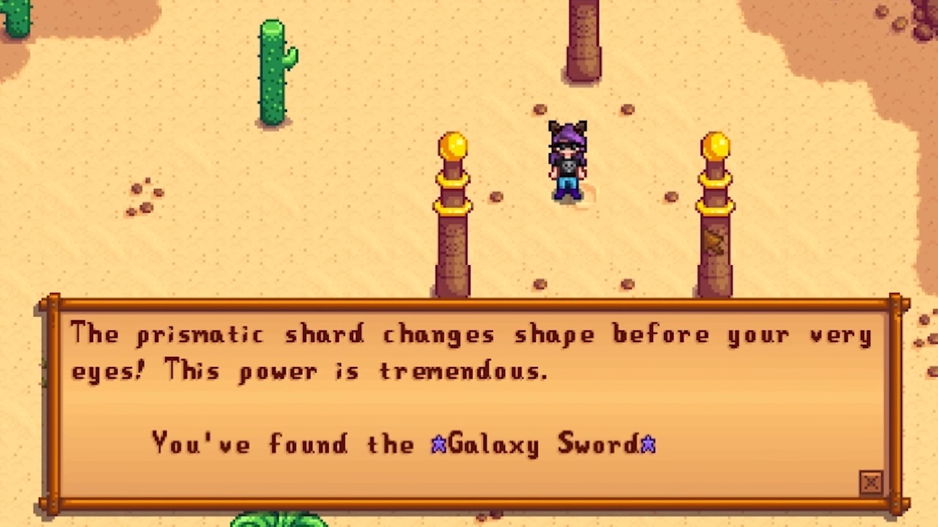 How To Find A Prismatic Shard In Stardew Valley Allgamers