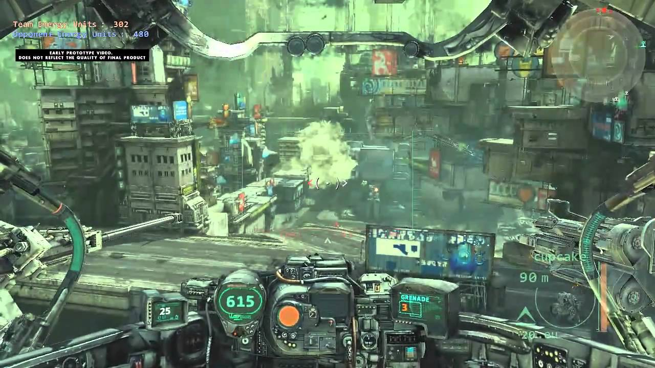 Hawken came onto the mech genre scene after a long time without a decent mech game to play.
