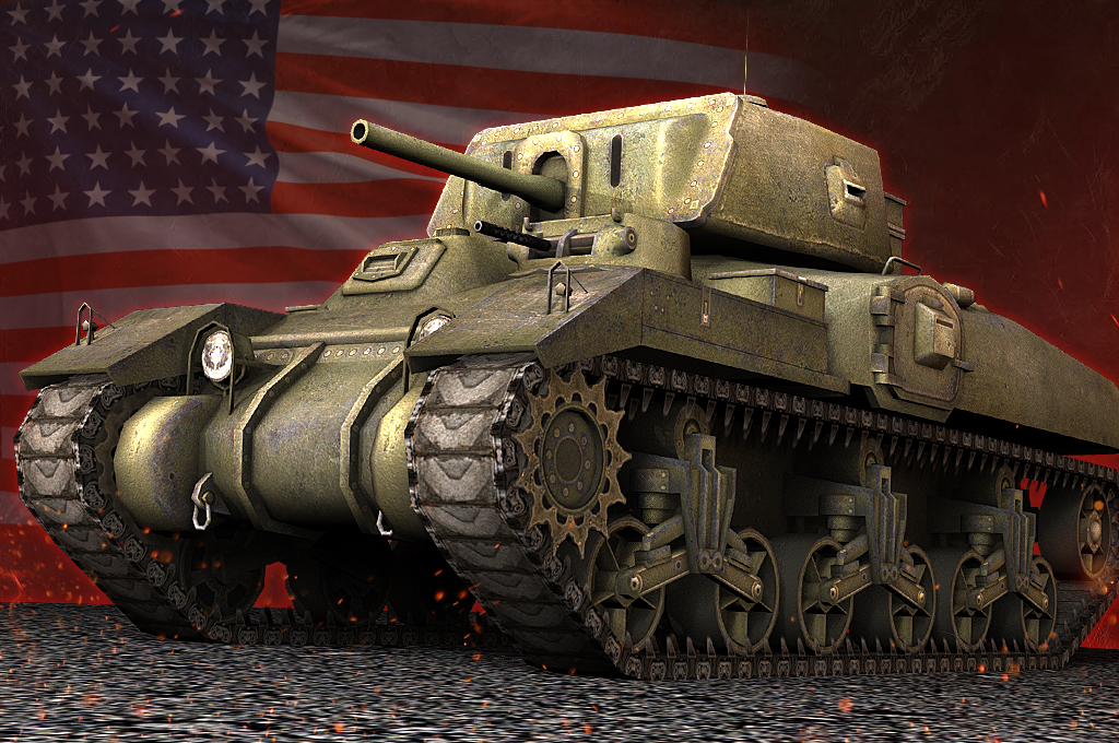 Hydrostat and Ram II Now Available in the World of Tanks Premium