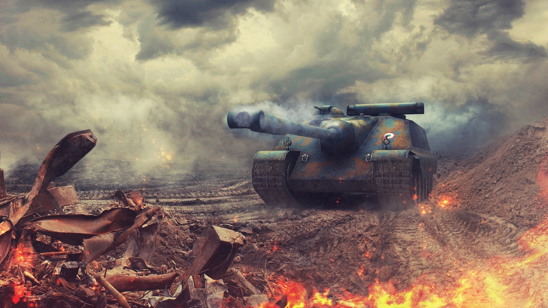 If The Bundle Encourages You To Try Out World Of Tanks Blitz