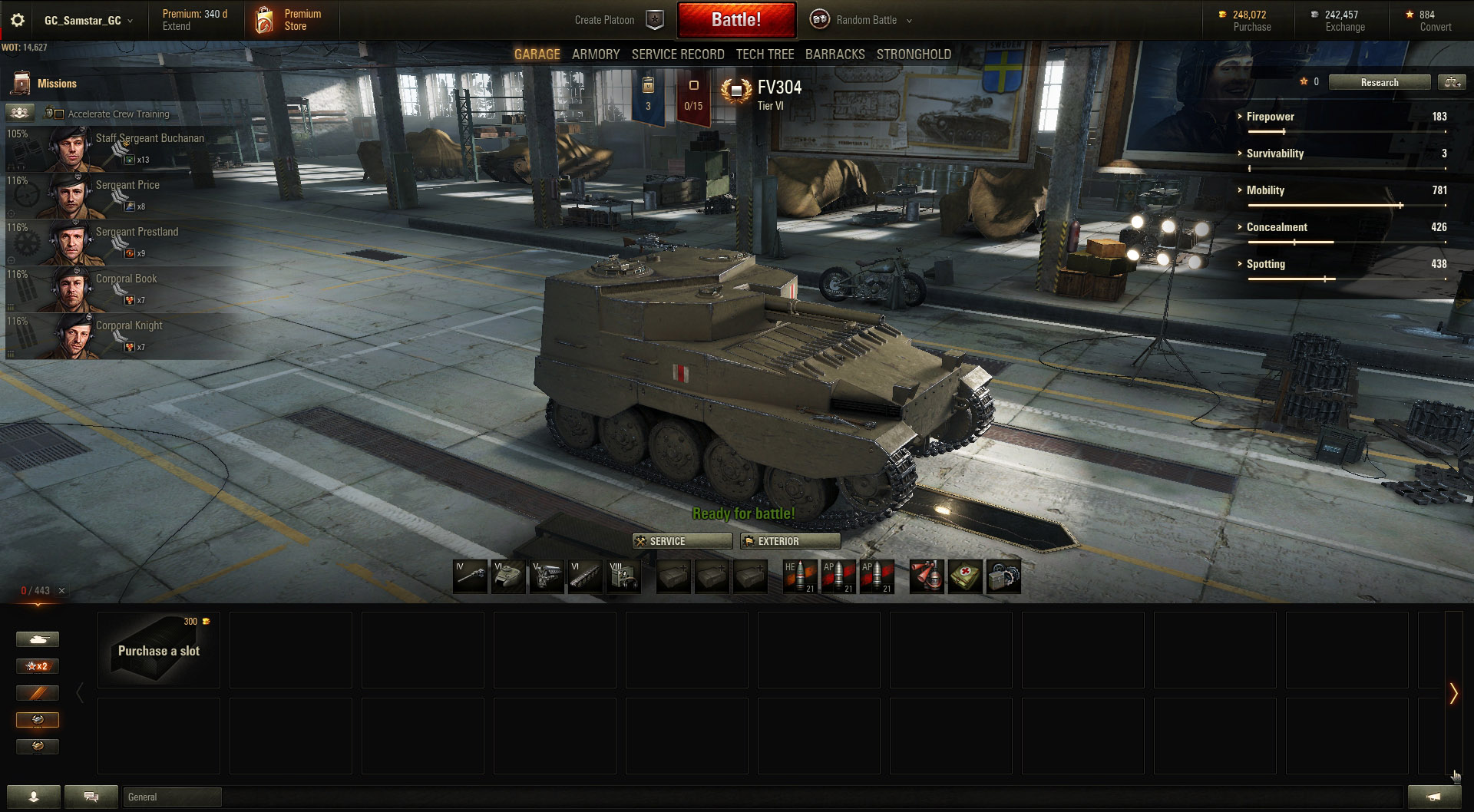 7 best spgs in world of tanks allgamers the fv304 is a tier 6 british tank with impressive speed and accuracy gumiabroncs Images