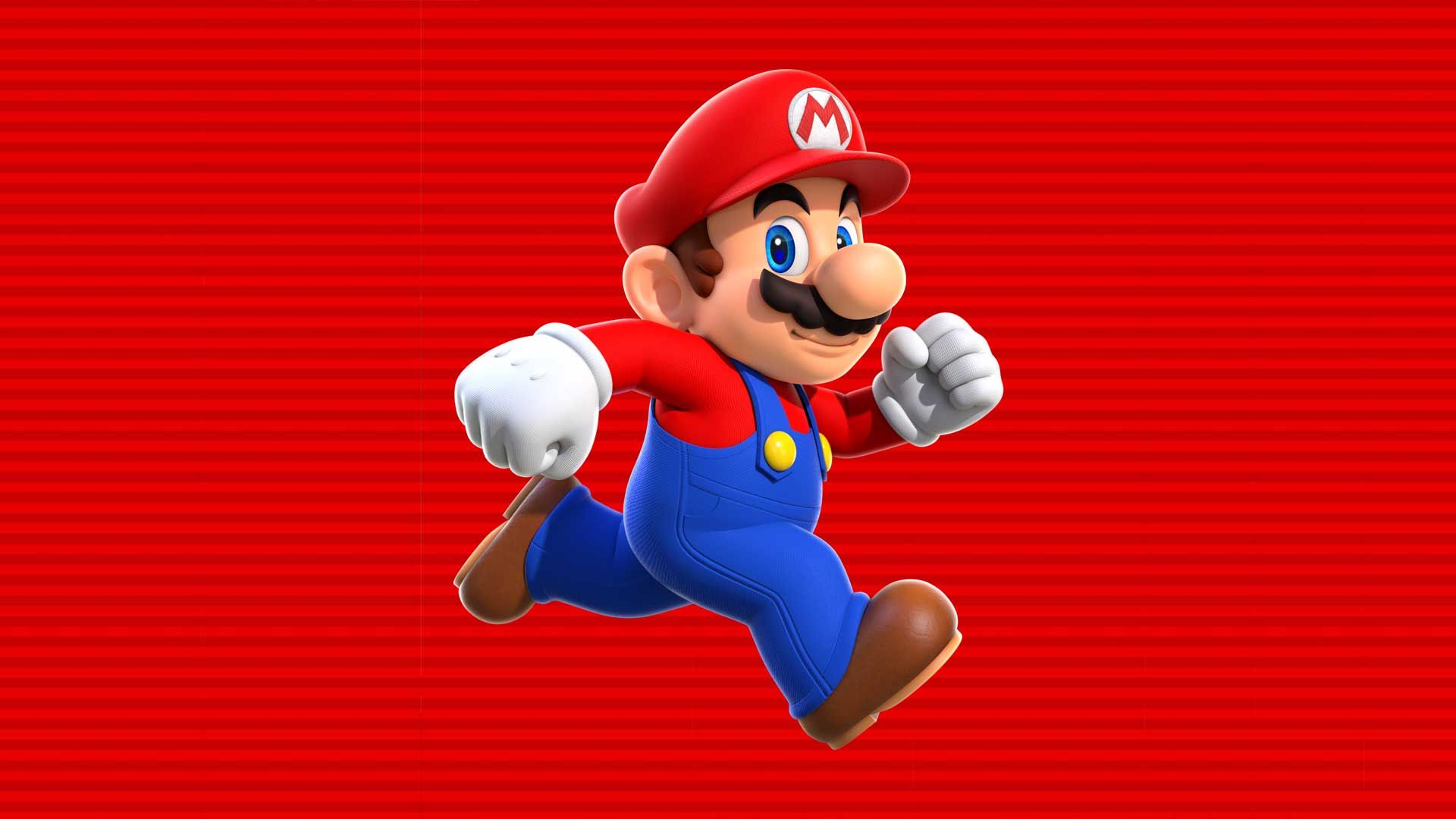 Even if Super Mario Run doesn't interest you, maybe you can distract the in-laws with it while you sneak away.