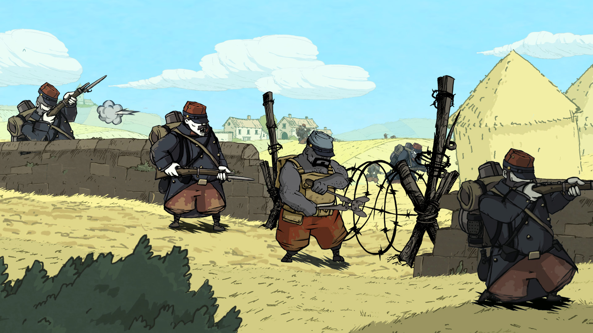 Valiant Hearts: The Great War is a six to eight hour investment that you won't regret.