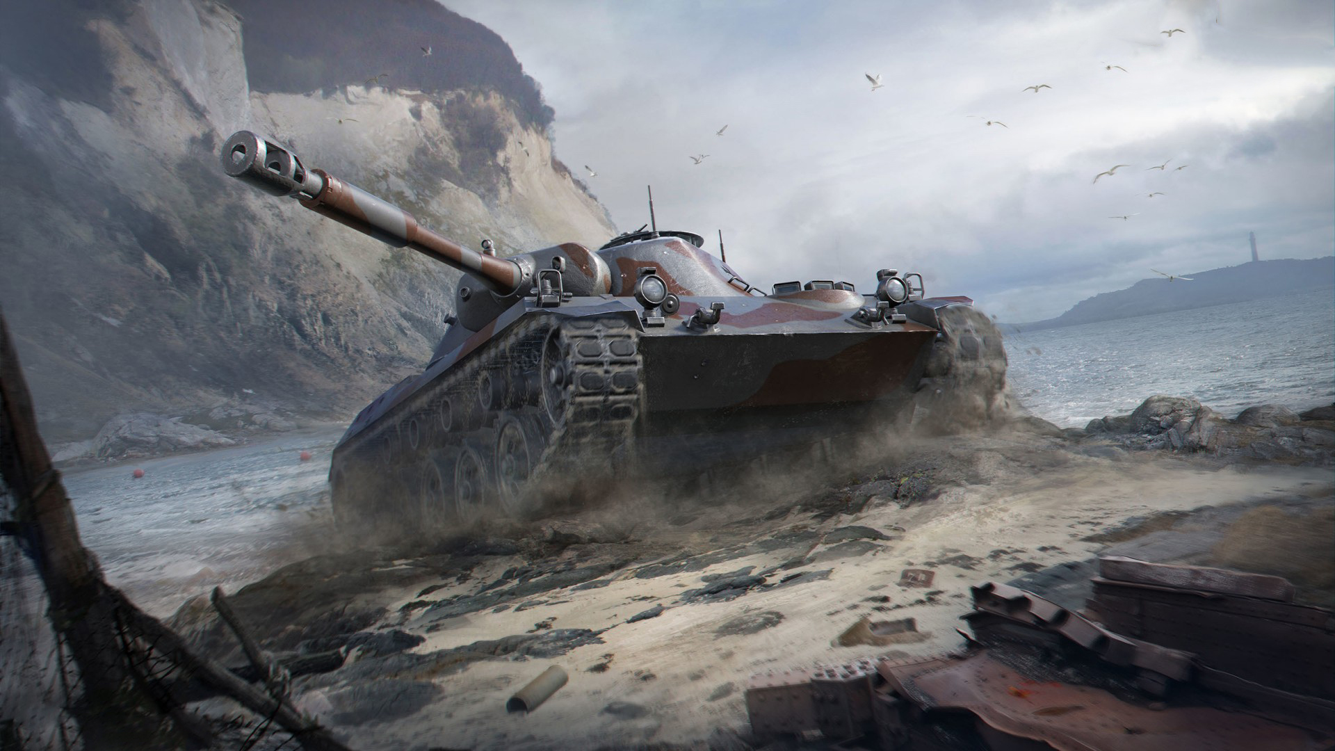 World of Tanks Advent Calendar Reveals Third Bonus Code