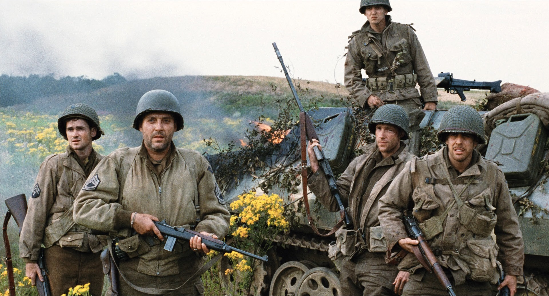 Best War Movies of All Time | AllGamers