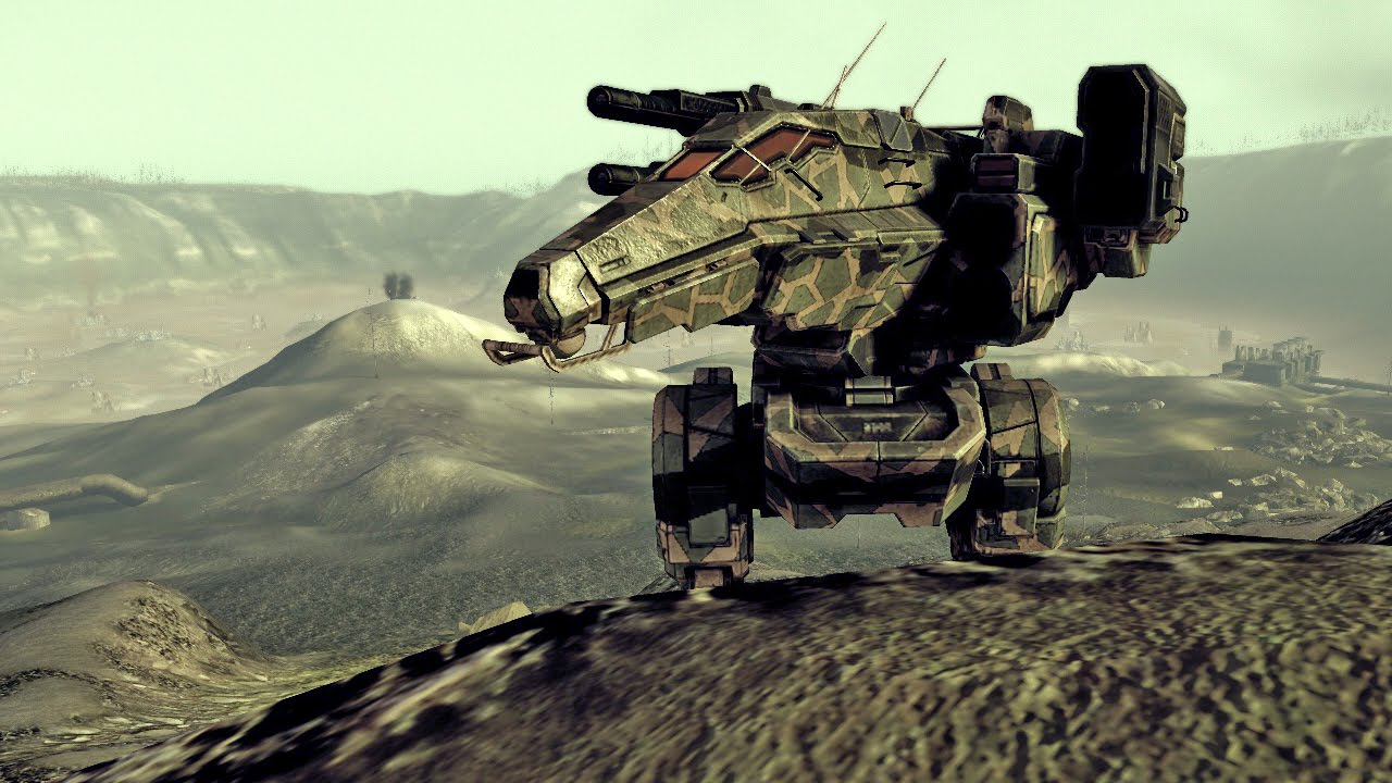 The grandfather of mech games, MechWarrior, now comes in its own Online version. No list is complete without this mech icon.