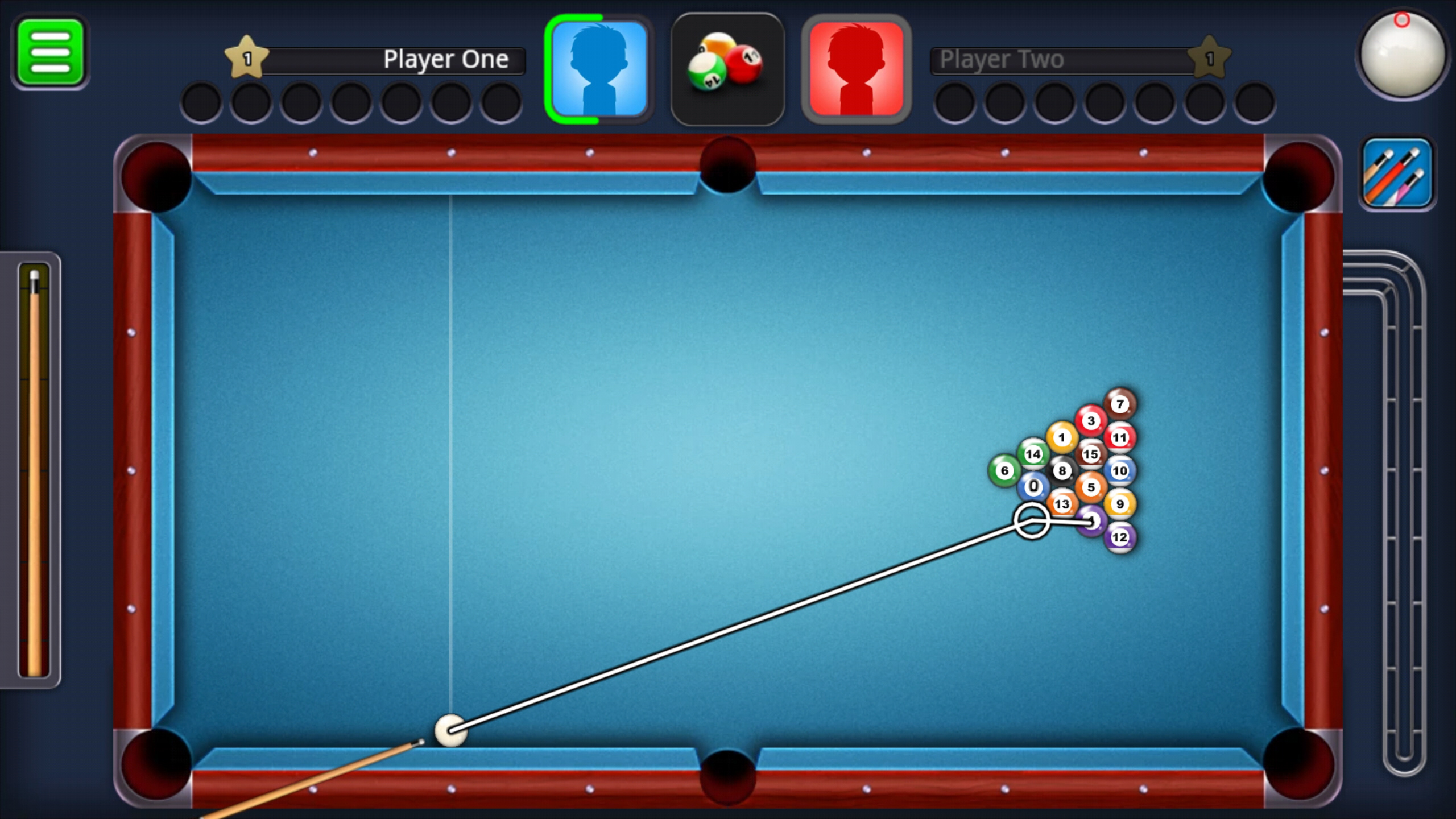 Best Break Shots in 8 Ball Pool