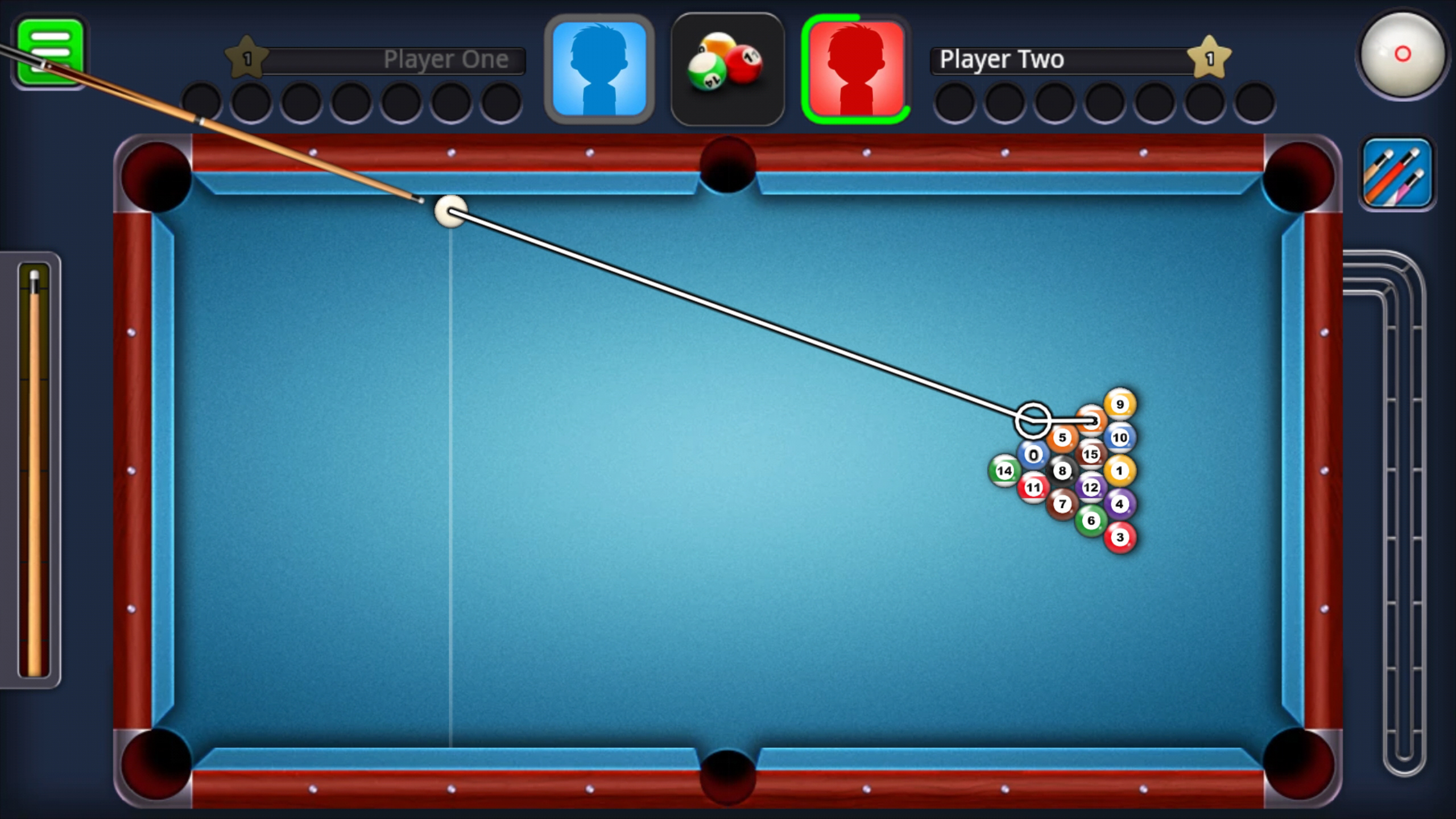 5 of the Best Break Shots in 8 Ball Pool | AllGamers