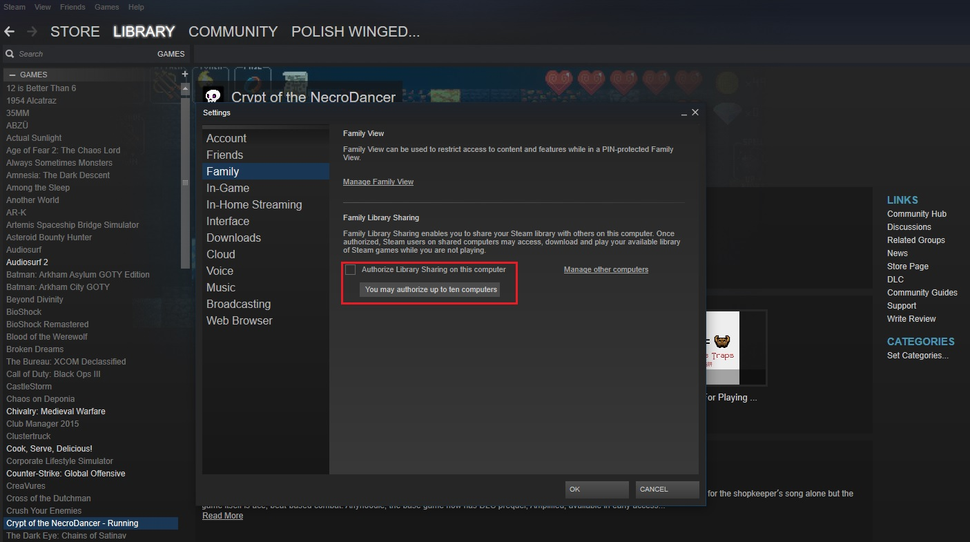 how to permanantly delete games from the steam library