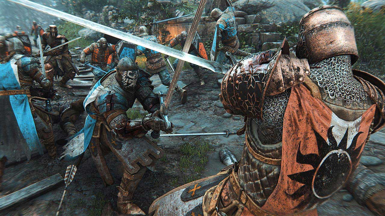 By executing enemies in For Honor, you will increase the points you earn, as well as prevent them from respawning for longer.
