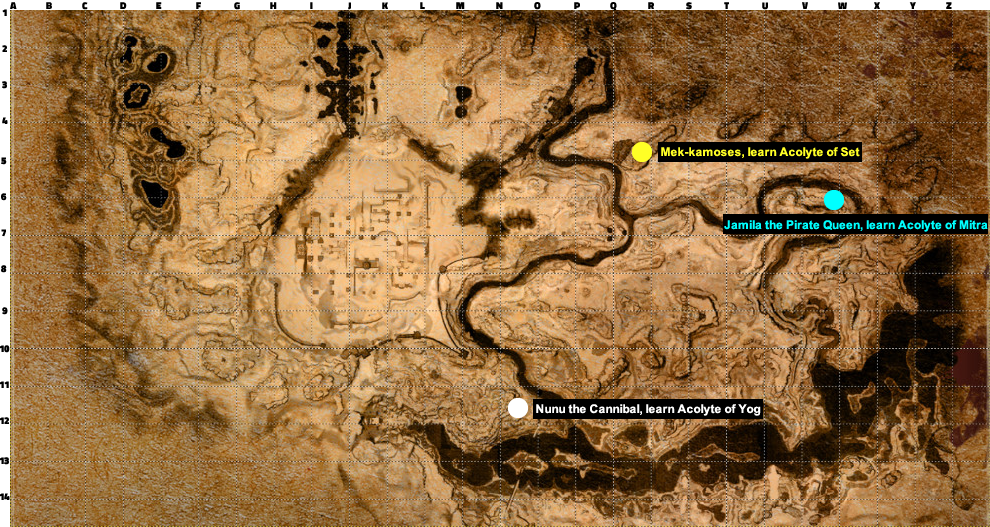 How to change your religion in Conan Exiles